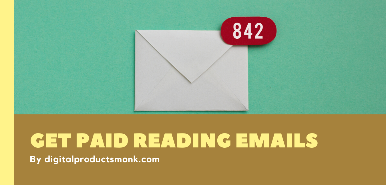 PAID READING EMAILS