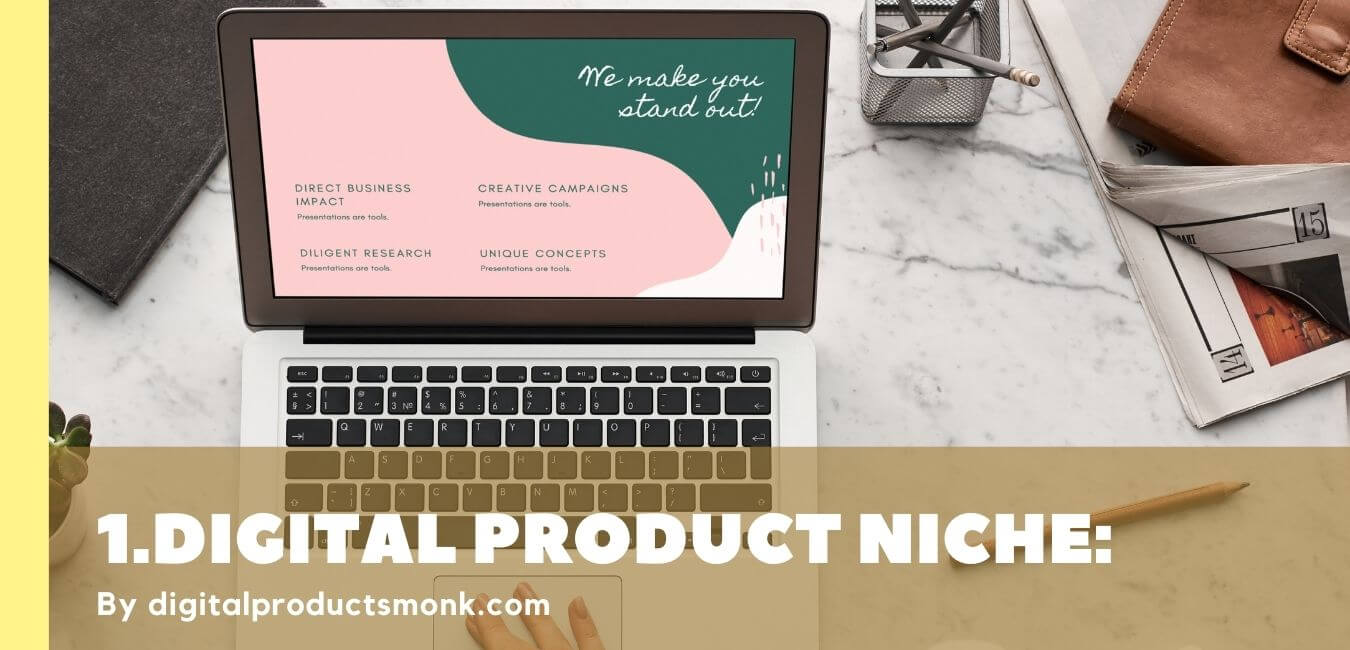 Digital Product Niche for Affiliate Marketing